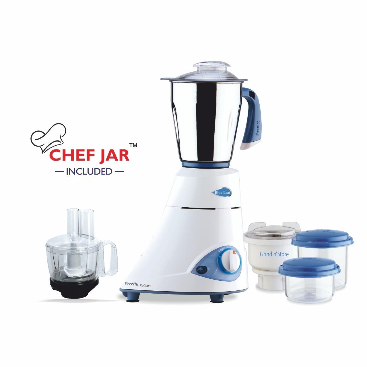 preethi-blue-leaf-platinum-plus-110v-mixer-grinder-with-chef-jar