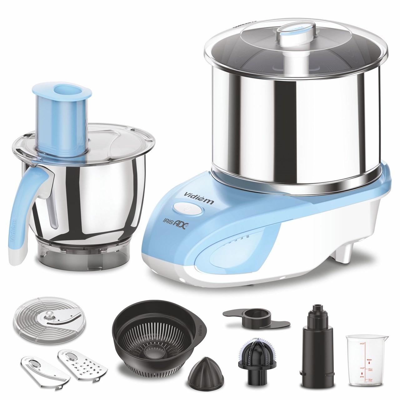 iris-adc-wet-grinder-20-lt-with-multi-chef-jar-food-processor
