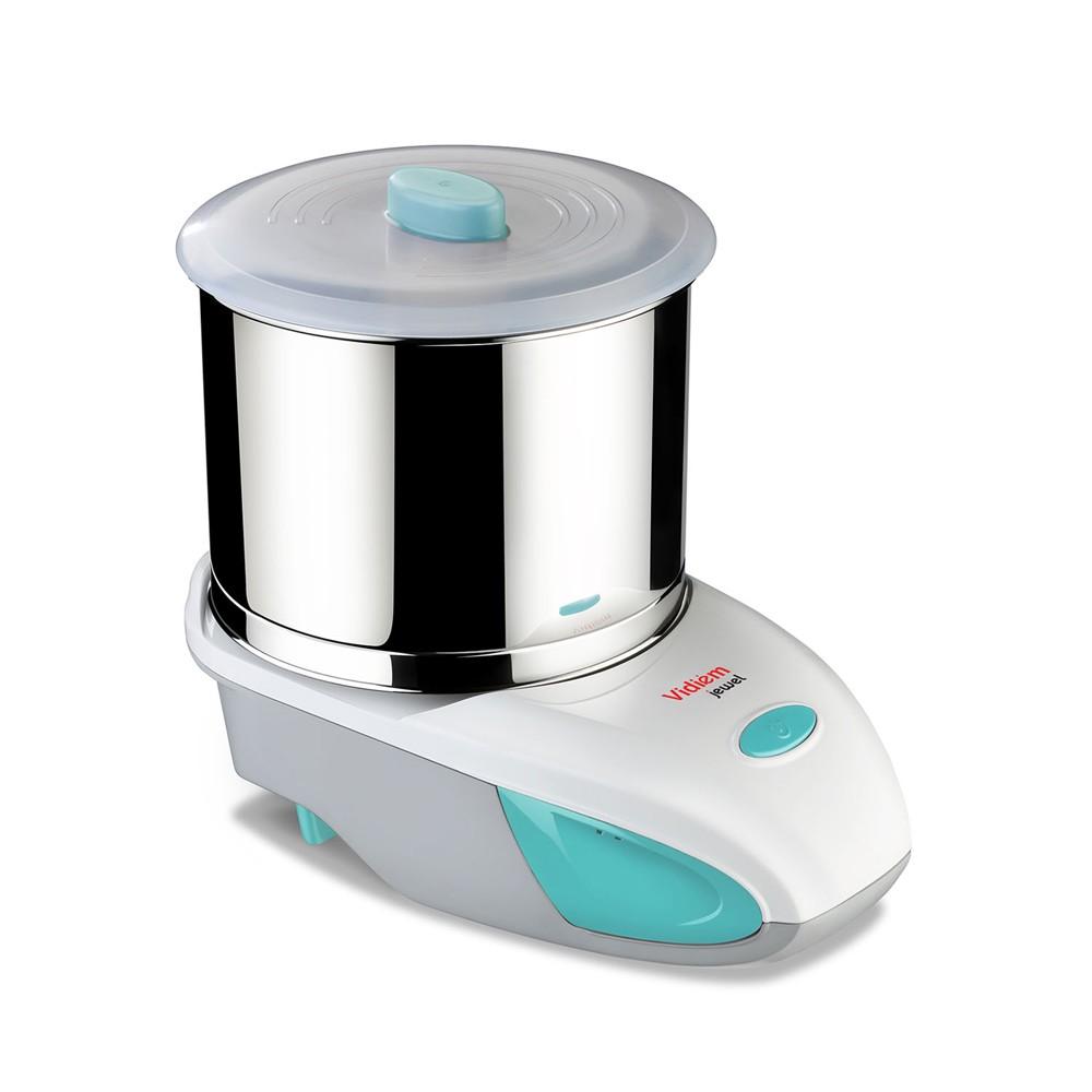 vidiem-jewel-st-2-liter-wet-grinder-stainless-steel-drum-stone-rollers-110-volt10